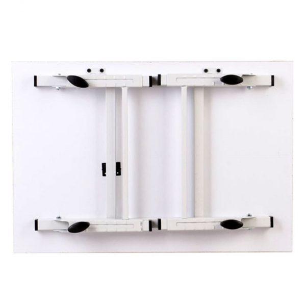 شاسی میز تمام سفید تاشو